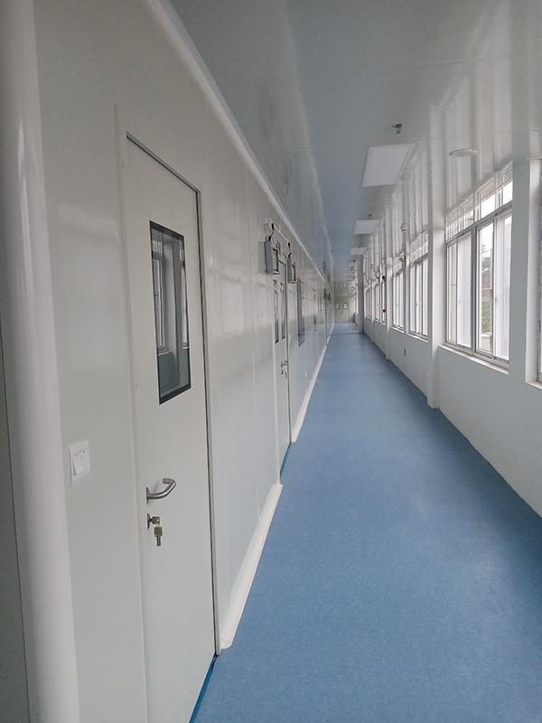 万级车间内走廊